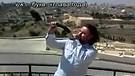 Йом Труа с маслиничной горы Йерушалаим.