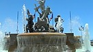 360 VIEW ,RAICES (ROOTS) FOUNTAIN OF OLD SAN JUAN